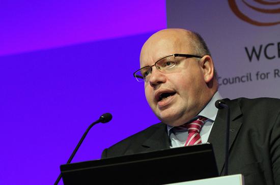 Министр экономики ФРГ: у России и Германии хорошее экономическое будущее