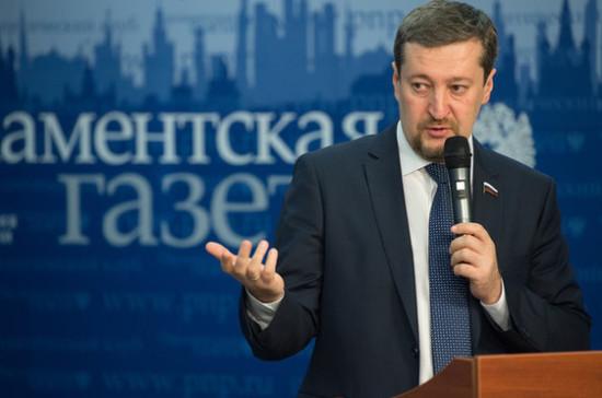 Сазонов рассказал, какие отрасли должны перейти на блокчейн