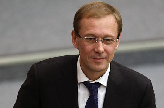 ЛДПР предложит Максима Рохмистрова на пост главы Счётной палаты