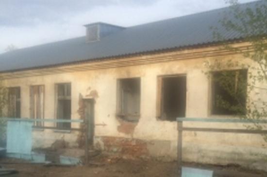 В Забайкалье погиб подросток под бетонной плитой в заброшенном здании