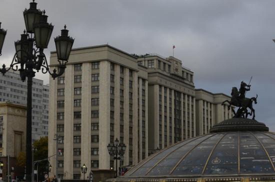 Госдума рассмотрит вопрос об освобождении Голиковой от должности главы Счётной палаты 17 мая