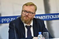 Милонов попросил власти Петербурга поддержать тренера-россиянина для «Зенита»