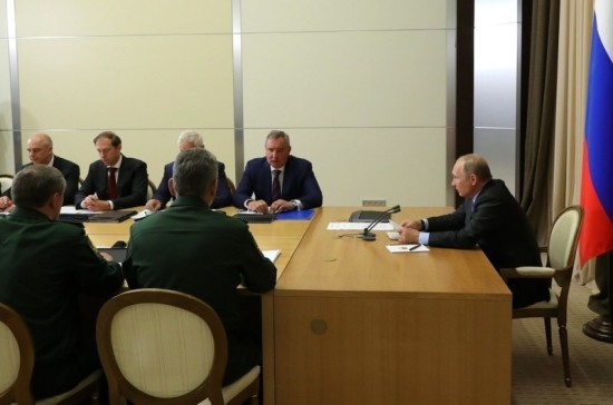 Путин призвал рационально использовать 1,5 трлн рублей в рамках гособоронзаказа