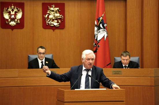 Москвичи смогут проголосовать на выборах мэра за городом