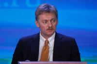 Песков посоветовал правоохранителям обратить внимание на призывы взорвать Крымский мост