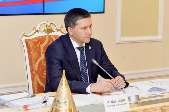 Минприроды возглавит губернатор ЯНАО Дмитрий Кобылкин
