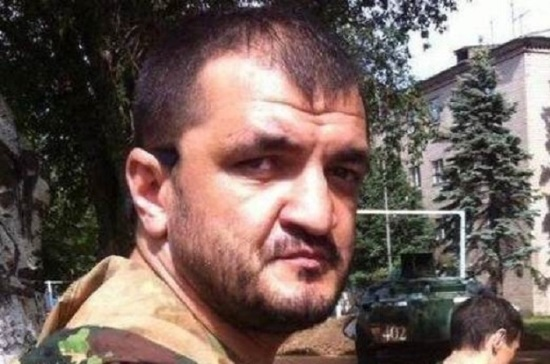 В ДНР погиб командир батальона «Пятнашка»