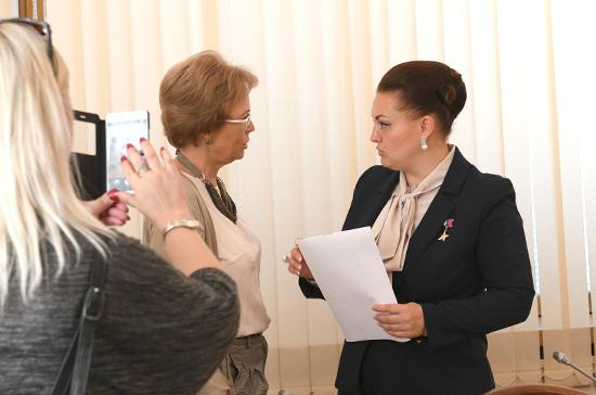 В Госдуме обсудят проблемы женщин-предпринимателей старше 50 лет