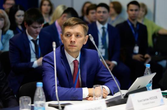 Министром цифрового развития назначат главу аналитического центра при кабмине Константина Носкова