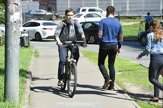 Молодые законодатели ответили Милонову на идею усилить контроль над велосипедистами