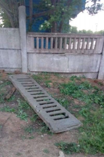 В Тульской области упавшая бетонная плита насмерть придавила 6-летнего мальчика