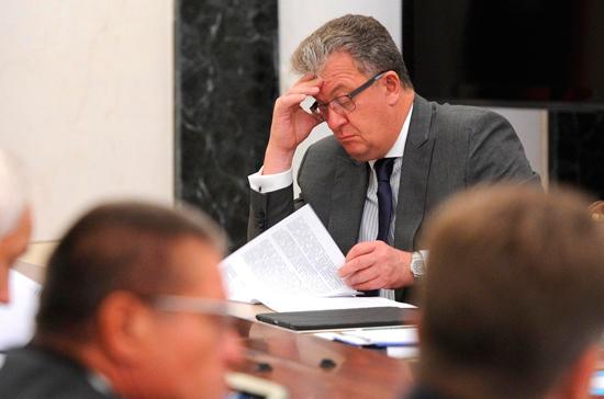 Приходько назначен первым замруководителя аппарата Правительства