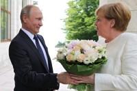 Путин: «Северный поток-2» не предполагает остановки транзита через Украину