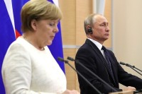 Путин назвал «беспрецедентным» задержание журналиста Вышинского
