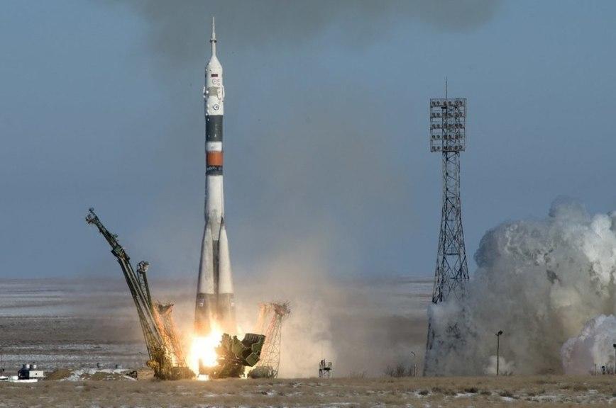 Первый запуск беспилотного «Союз МС» может произойти в 2019 года