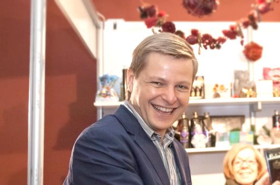 Участок у посольства России в Вильнюсе хотят назвать Сквером российских демократов