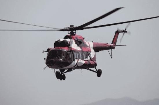 Новейший вертолёт Ми-171 А2 совершил первый полёт