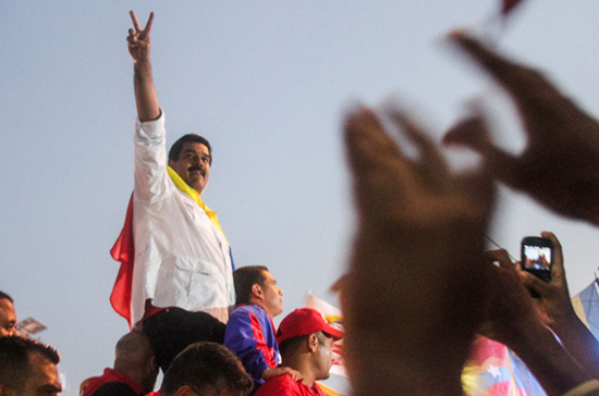 США пообещали предпринять меры для «восстановления демократии» в Венесуэле