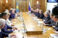 Володин назвал место следующего заседания парламентской комиссии РФ и Казахстана