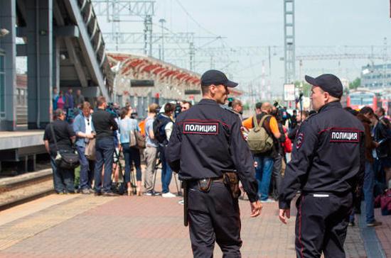 Железнодорожных дебоширов занесут в чёрный список