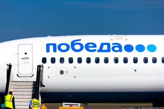 В Казани вынужденно сел самолет из-за самочувствия пассажира