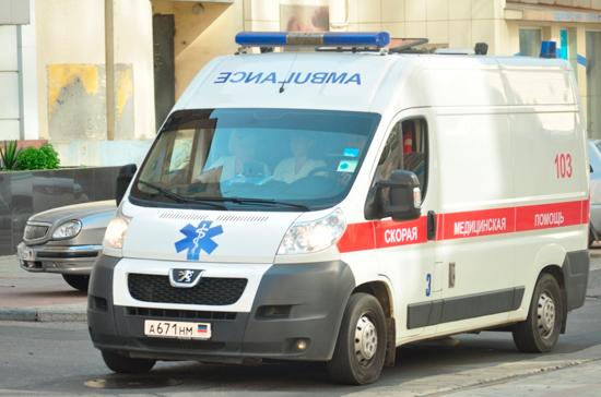 Один человек погиб при подрыве рейсового автобуса в Дебальцеве