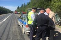 В ДТП под Псковом с экскурсионным автобусом серьёзно пострадали 8 детей