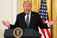 Трамп высокого накаливания