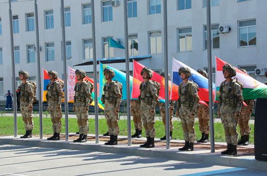 В Казахстане завершилась активная фаза учений ОДКБ «Кобальт-2018»