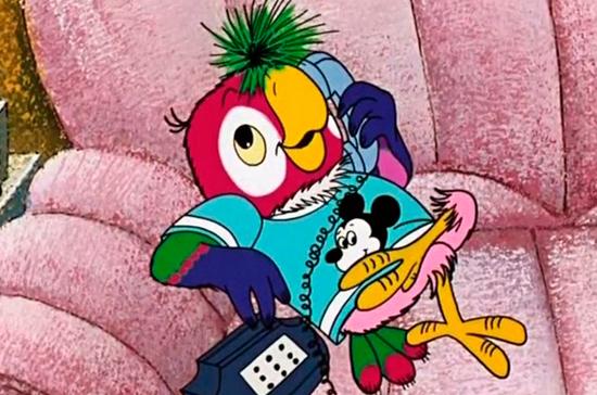 «Союзмультфильм» сделает из попугая Кеши «современного стендапера»