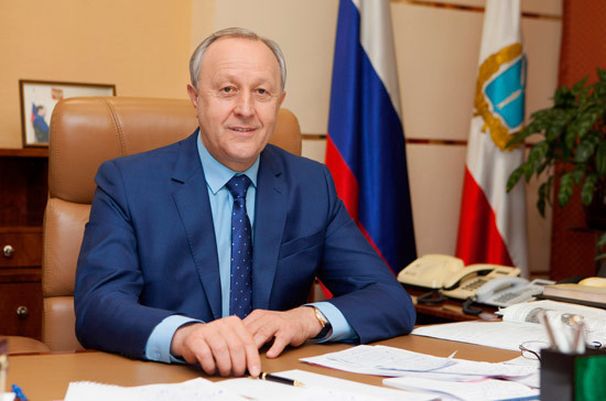 Радаев попросил Володина поддержать «Саратовские авиалинии»