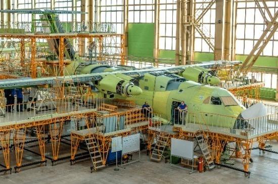 Первый полёт перспективного Ил-112В может состояться до конца года