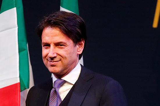 Президент Италии вызвал в Квиринальский дворец кандидата в премьеры Джузеппе Конте