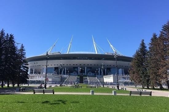 Петербург примет четыре матча чемпионата Европы по футболу 2020 года