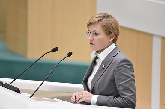 Бокова назвала смелым шагом проект, который откроет доступ в Интернет по всему миру