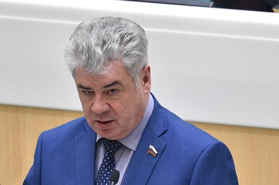 Бондарев прокомментировал обнаружение в Сирии складов боевиков с оружием НАТО