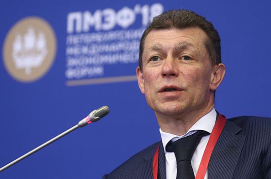 Топилин поддержал отказ от обязательной накопительной пенсионной системы