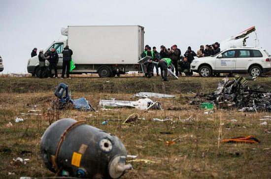 Следствие по MH17 находится в заключительной стадии