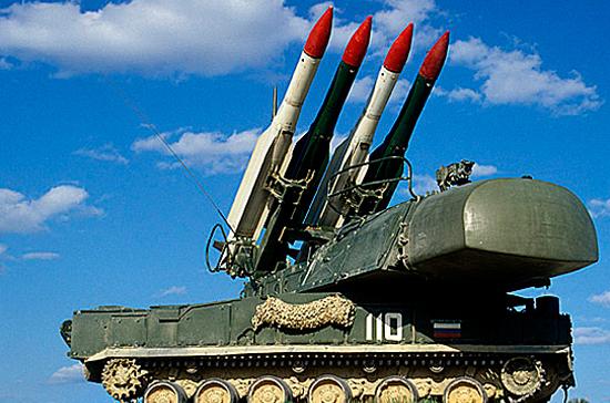Минобороны РФ опровергло наличие отечественных ЗРК в Донбассе