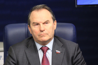 Морозов заявил о недопустимости блокировки российских СМИ на Украине