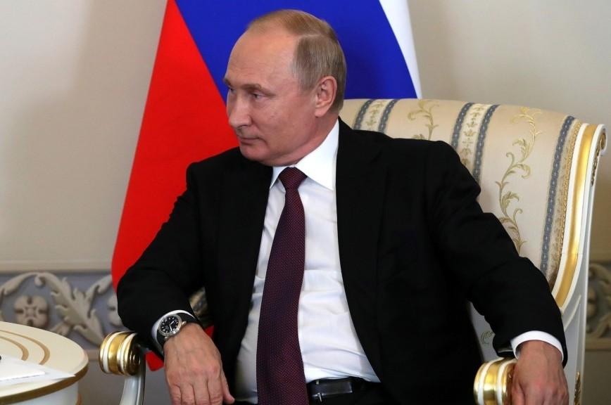 Путин констатировал нежелание Украины урегулировать ситуацию в Донбассе