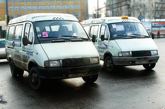 В Симферополе ужесточают  требования к водителям маршруток