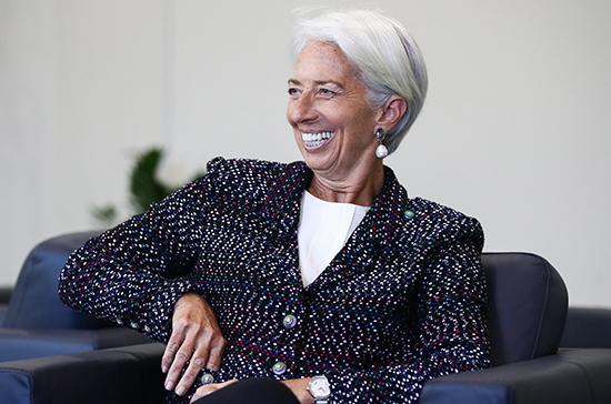 Лагард: РФ реализовала один из потрясающих планов по макроэкономике