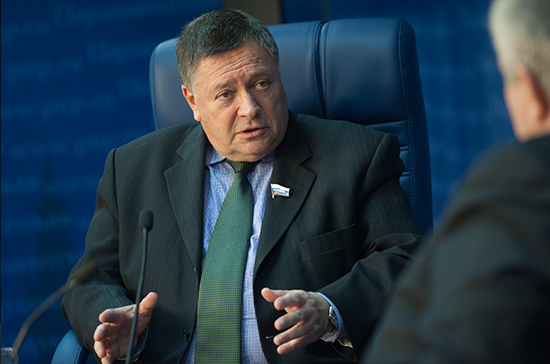 Калашников: Петербургский международный экономический форум — это окно в завтрашний мир