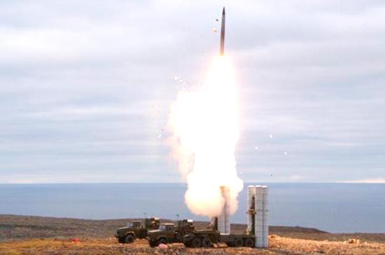 Американские СМИ сообщили об успешных испытаниях С-500 в России