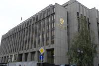Совет Федерации обсудит закон о контрсанкциях 30 мая