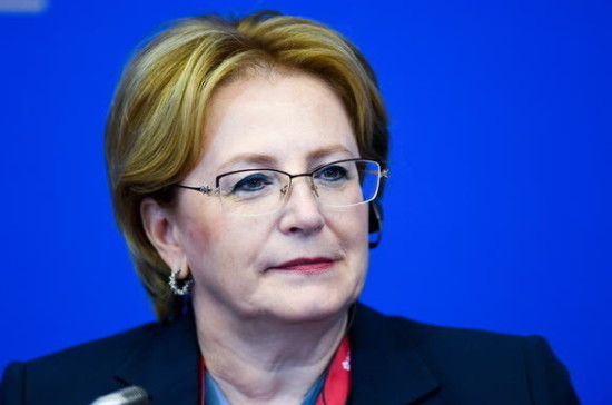 Скворцова сообщила о поддержке кабмином проектов Минздрава