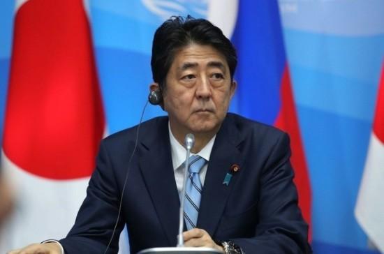 Абэ рассчитывает на прогресс по мирному договору между РФ и Японией