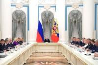 Путин рассказал об «архисложных задачах» для нового Правительства