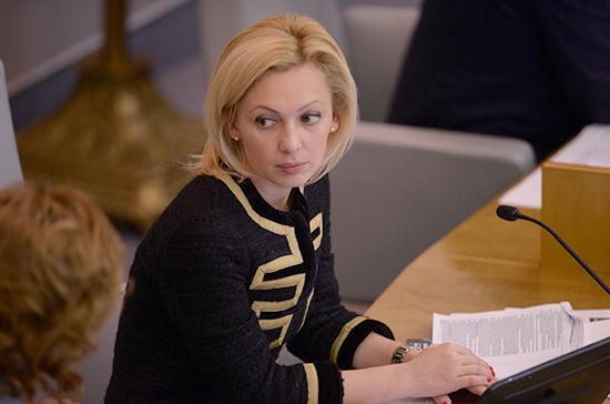 Тимофеева призвала развивать законодательство о курортах